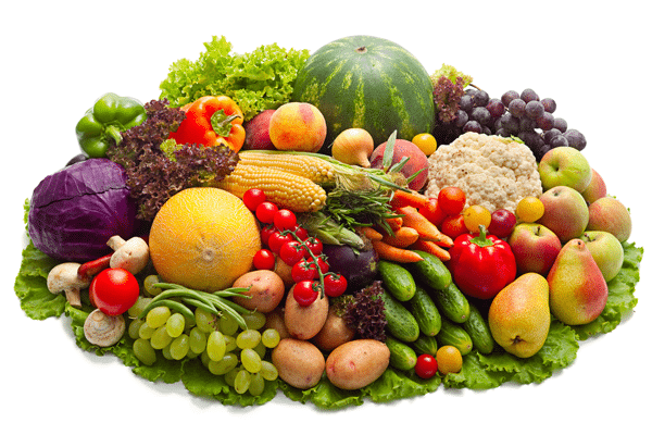 fruits and vegetables, Orthodontist in Sacramento Tooth Care Tips
